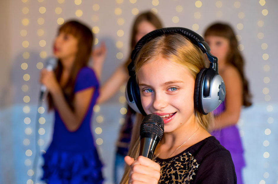 Glee Vocal Camp